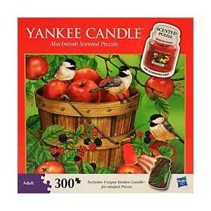 YANKEE CANDLE MackIntosh SCENTED PUZZLE 300 Piece Toys