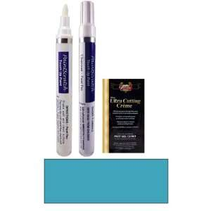 1/2 Oz. Neon Blue Metallic Paint Pen Kit for 1993