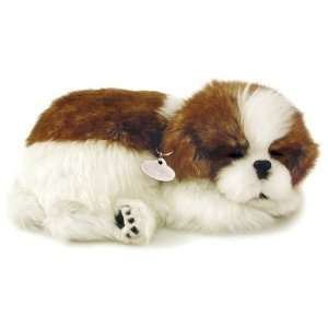 Perfect Petzzz Breathing Shih Tzu Dog Pet Beagle Toys & Games