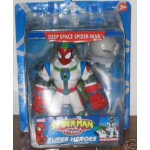 Marvel Spider Man & Friends Super Heroes Toys & Games