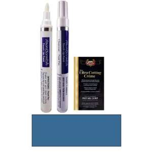 1/2 Oz. Bright Blue Metallic Paint Pen Kit for 2006 Toyota