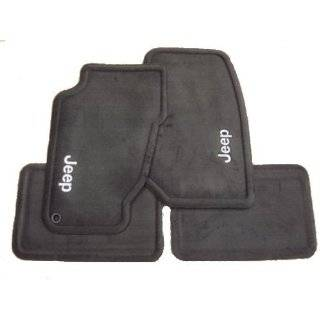 JEEP GRAND CHEROKEE CARPET FLOOR MATS MOPAR DARK SLATE Automotive