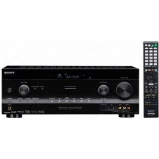 Sony STR DG710 6.1 Channel Home Theater Receiver