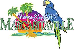 MARGARITAVILLE Vinyl Decal 10 wide x 6.75 tall FULL COLOR