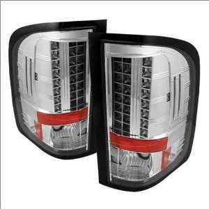 LED Euro / Altezza Tail Lights 10 Chevrolet Silverado 1500 Automotive