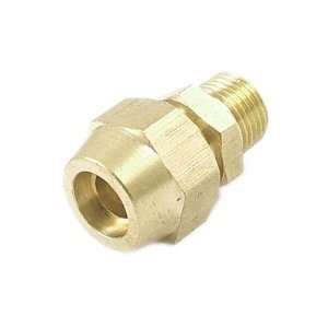 Brass 3/8 Male Thread 5/16 Hose Air Fittings Quick Coupler Connector
