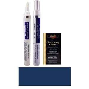 Oz. Pacific Blue Metallic Paint Pen Kit for 2001 Daewoo Lanos (20U