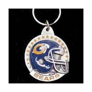 NFL Team Helmet Key Ring   Chicago Bears