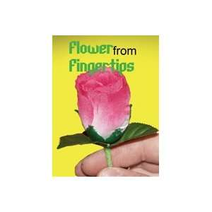 Flower from Fingertips   Close Up / Parlor Magic T Toys & Games