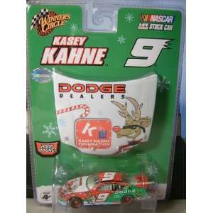 2007 Winners Circle 1/64 #9 Kasey Kahne Dodge Dealers Sam Bass Holiday