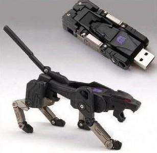 Capacity  Transformer 4/8/16GB Memory Stick USB Flash Pen Drive Y35