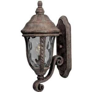 Maxim Lighting 40204WGET Whitter Outdoor Sconce, Earth