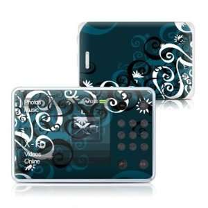 Midnight Garden Design Skin Decal Protective Sticker for Creative Zen