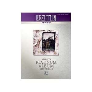 Alfred 00 32164 Led Zeppelin IV Platinum Edition Sports