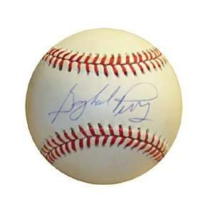 Gaylord Perry Autographed San Francisco Giants Baseball