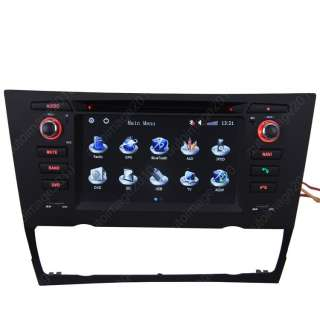 BMW 3 SERIES E90 Car GPS Navigation System DVD Player