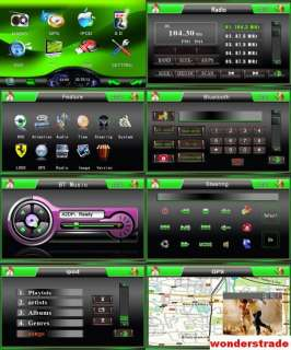 Car DVD Player GPS Navigation for KIA Sorento 2010 2012 Touch