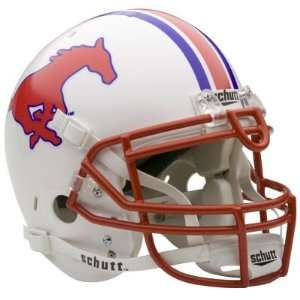 SOUTHERN METHODIST MUSTANGS OFFICIAL FULL SIZE SCHUTT FOOTBALL