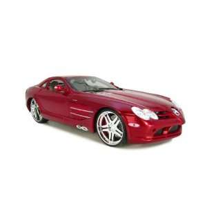 118 Maisto Mercedes Benz SLR Mclaren Player   Red Toys