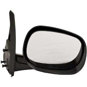 OE Replacement Dodge Passenger Side Mirror Outside Rear View