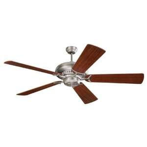 Monte Carlo Fans 5GP60BS Steel Ceiling Fan Steel