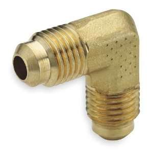 PARKER 155F 10 Union Elbow,5/8 In,Tube,Brass,PK 10