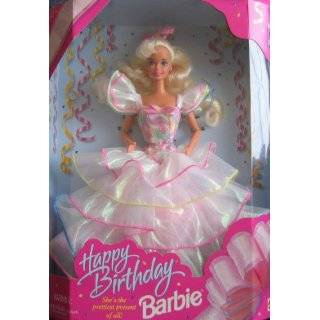 Happy Birthday Barbie doll   Shes The Prettiest Present (1995)