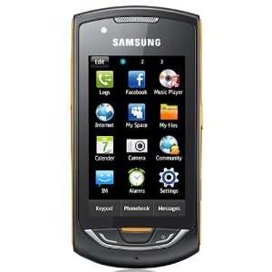 Samsung S5620 Monte Unlocked Quad Band GSM Phone with 3 MP