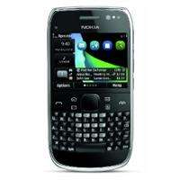 Nokia E6 Unlocked GSM Phone (Black)