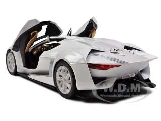 car of Citroen GT Concept 2008 Paris Auto Show die cast model car by
