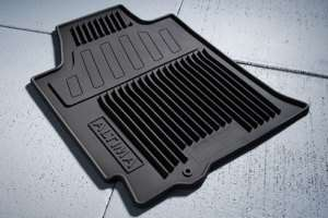 Nissan ALTIMA COUPE 2008 2011 Rubber Floor Mats