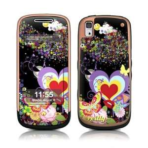 Flower Cloud Design Skin Decal Sticker for the Samsung