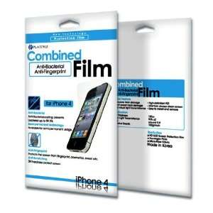 Placewiz Anti Bacteria and Anti Fingerprint Screen Protector Film for
