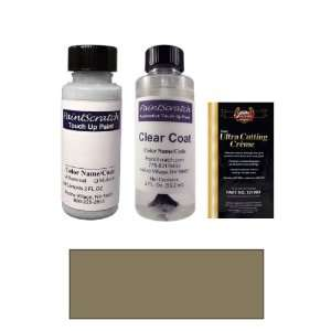 Oz. Moon Light Gray Metallic Paint Bottle Kit for 1998 Mazda Protege