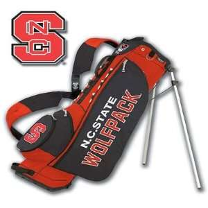 NCAA North Carolina State Wolfpack Stand Bag