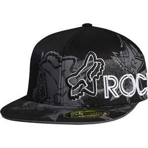 Fox Racing Rockstar Showbox 210 Fitted Hat   Large/X Large