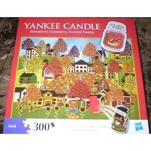 Yankee Candle 300 Piece Scented Puzzle   Mandarin Cranberry  Toys