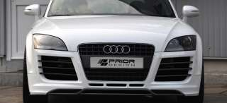 Prior Design Audi TT MK2 (8J) R8 Style, Front Bumper and Front Lip