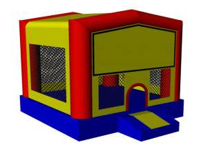 NEW Commercial Inflatable Module Bounce House Moonwalk Jumper Free