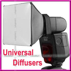 Flash Diffuser Soft Box For Canon EOS Rebel X1i XSi XTi