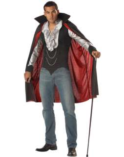 Mens Very Cool Vampire Costume  Wholesale Vampire Halloween Costume