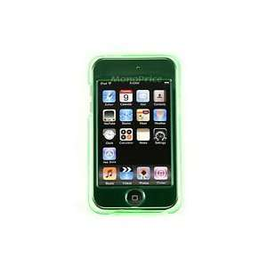 Crystal Case for iPod Touch 2nd & 3rd Generation   Green Electronics