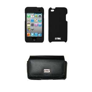 Snap On Cover Case for Apple iPod Touch 4 Cell Phones & Accessories