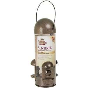 Squirrel Proof Sentinel Bird Feeder