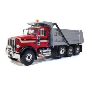 367 with Silver Dump Truck Diecast Model Truck ~ 103886 Toys & Games
