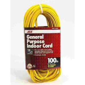 Ace Household Indoor Extension Cord (1FY 001 100FYL)