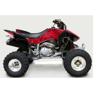 Honda TRX400EX Passion ATV Graphic Kit (Red) (2008 2012