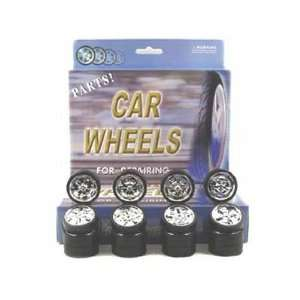 Replacement Spinner Rims For 1/24 Scale Cars & Trucks Toys & Games