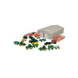 RC2 BRANDS 35320 JOHN DEERE VALUE SET  Toys & Games