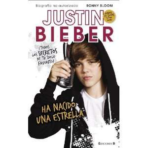 Justin Bieber (Spanish Edition) [Hardcover]